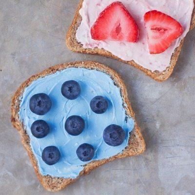 breakfast toast blog