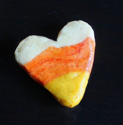 healthy candy corn