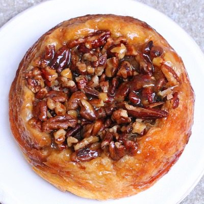 healthy sticky buns