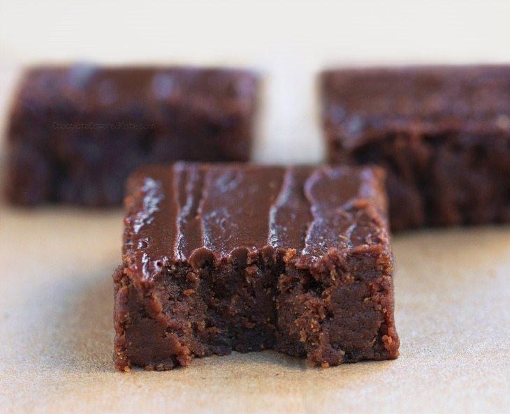 Sweet Potato Brownies - Ultra Fudgy!