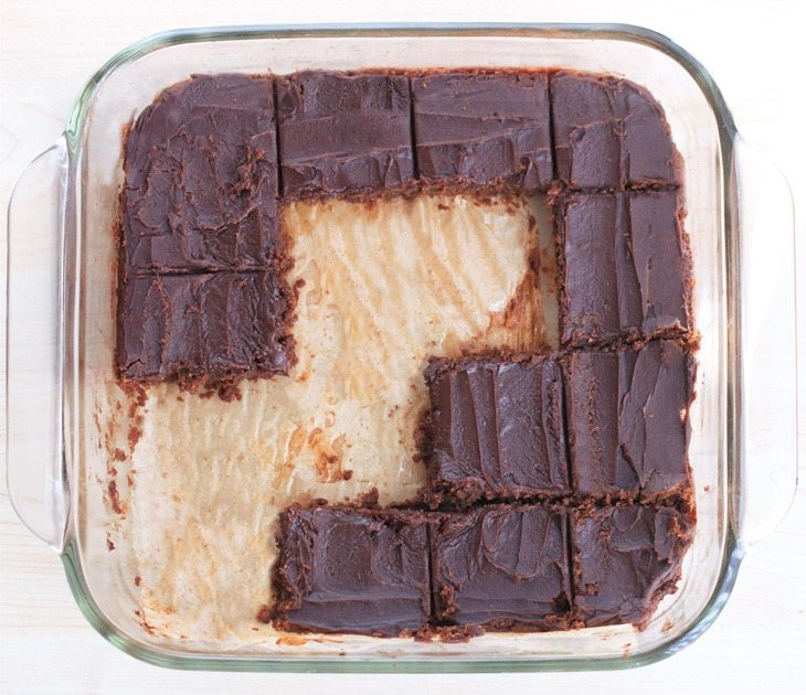 yam brownies
