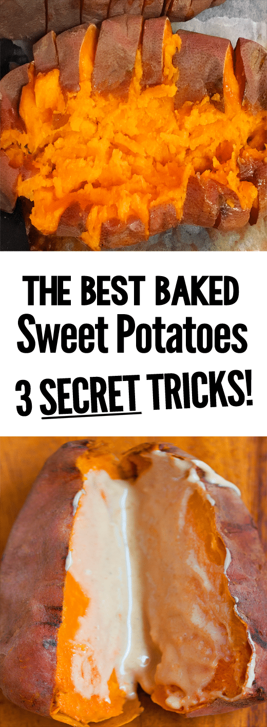 How To Cook Sweet Potatoes The Best Recipe