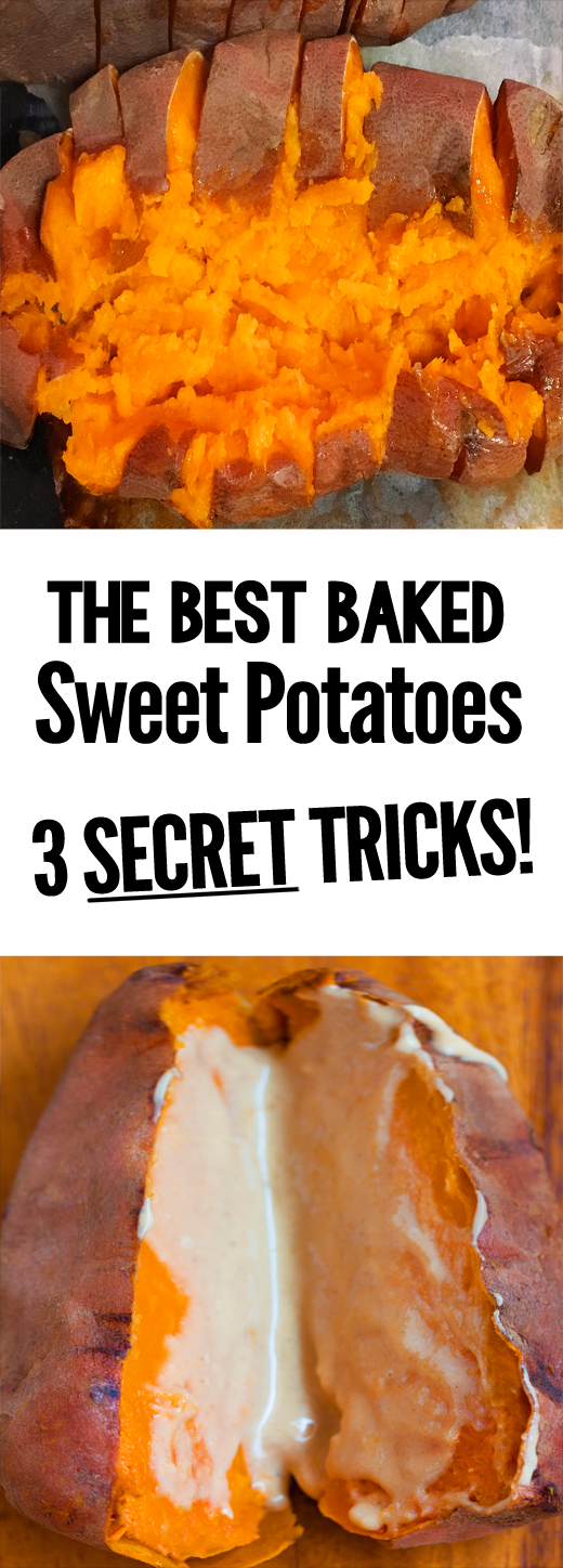 How To Cook Sweet Potatoes The Best Way