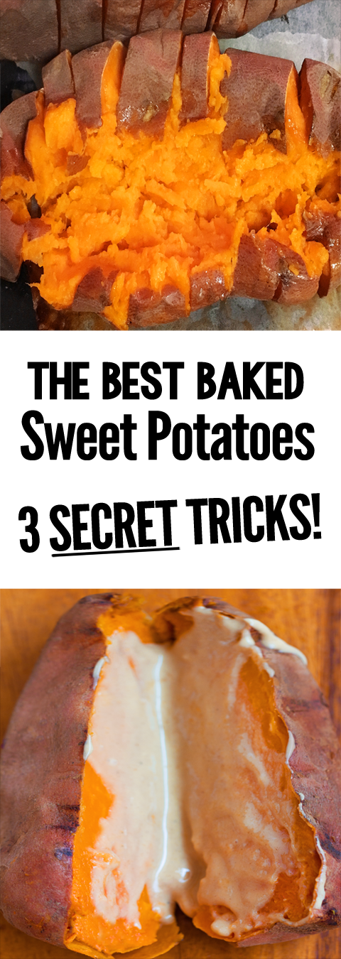 The ONLY Way You Should Cook Sweet Potatoes