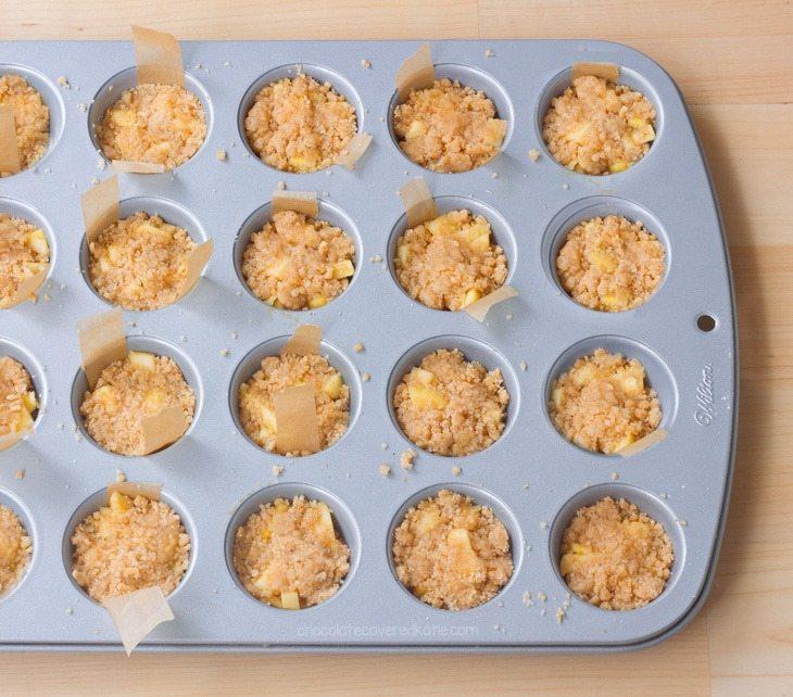 apple pies muffin tin crop