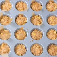 Mini Apple Pies – Baked In A Muffin Tin