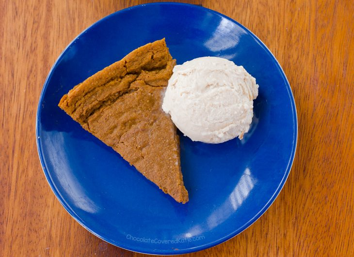 favorite healthy thanksgiving recipes pumpkin pie chocolate covered katie