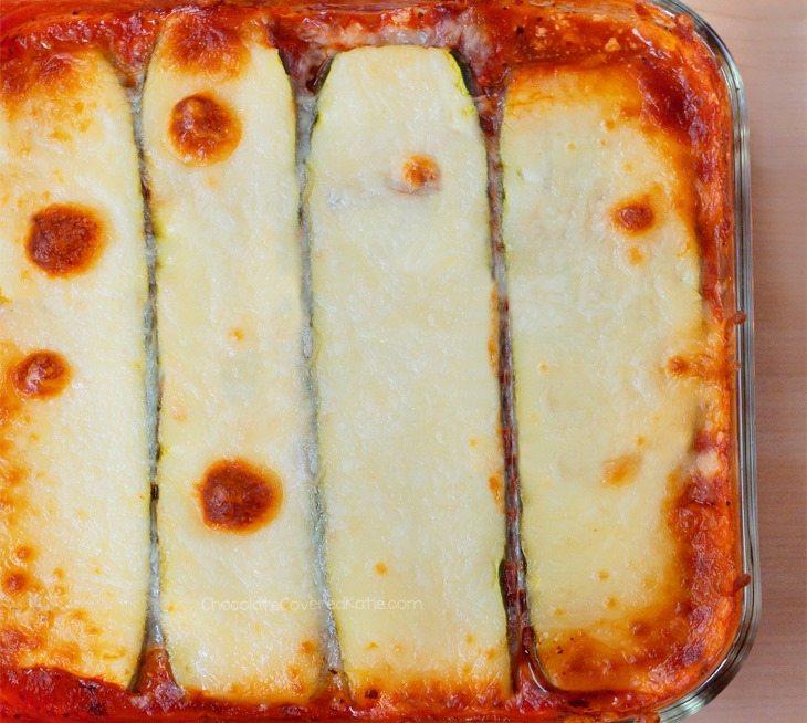 healthy lasagna vegan