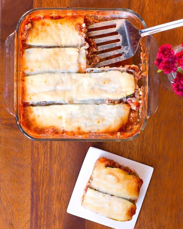 no noodle lasagna