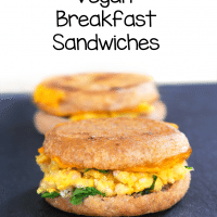 How To Make A Vegan Breakfast Sandwich