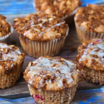 Coffee Cake Muffins - Perfect For Breakfast!