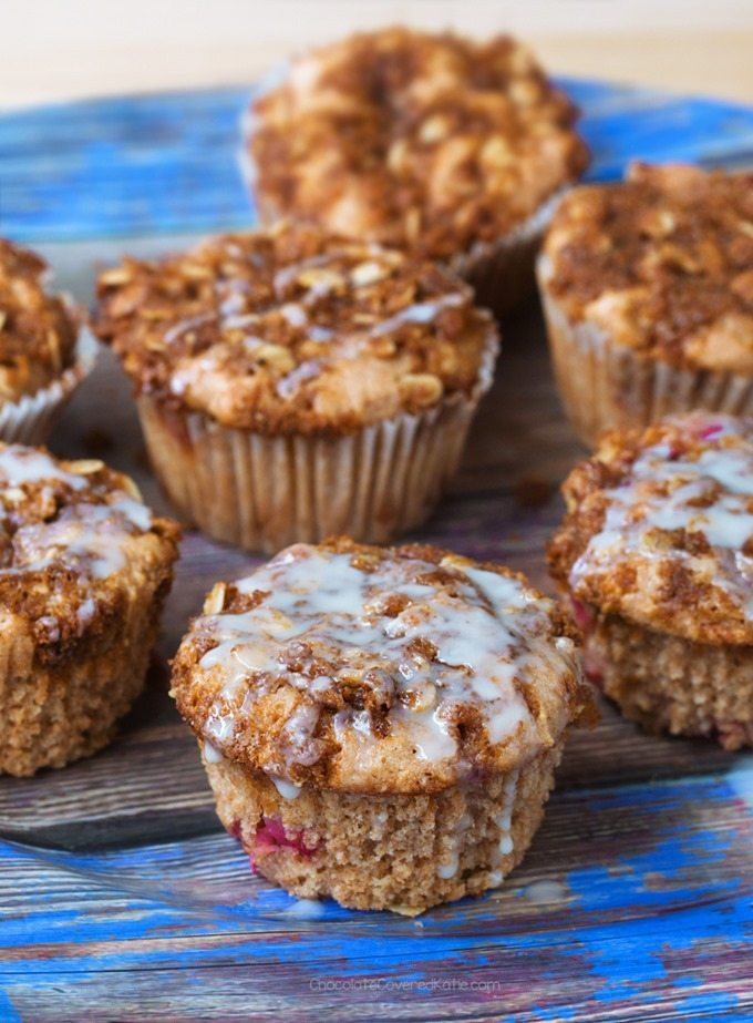 Coffee Cake Muffins Perfect For Breakfast
