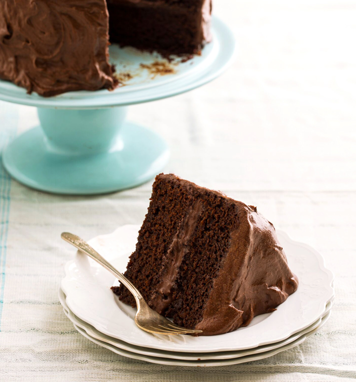Healthy Chocolate Cake