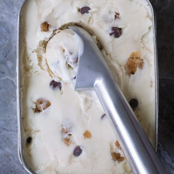 Cookie Dough Nice Cream