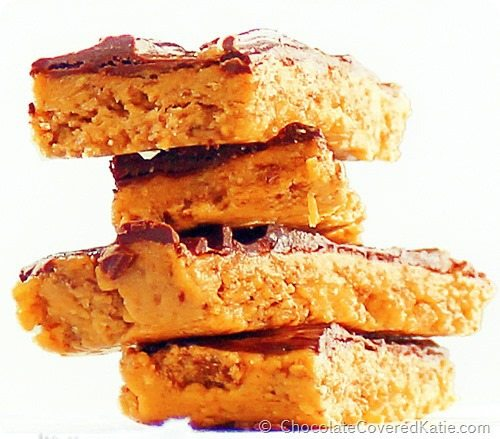 healthy butterfingers