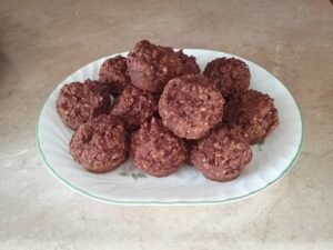 Pumpkin Oatmeal Breakfast Cupcakes