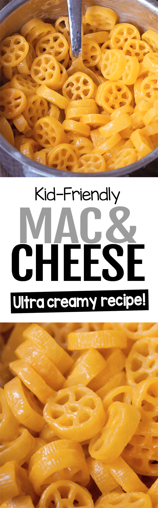 Kid Friendly Mac And Cheese Recipe