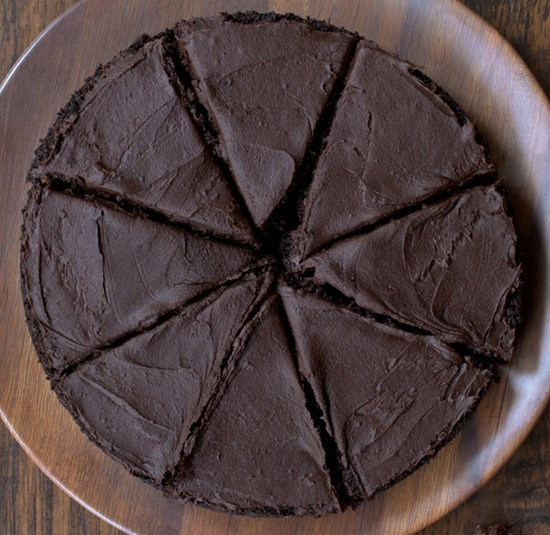 chocolate eclipse cake