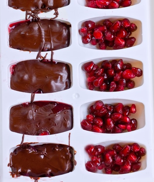 ice cube tray recipe