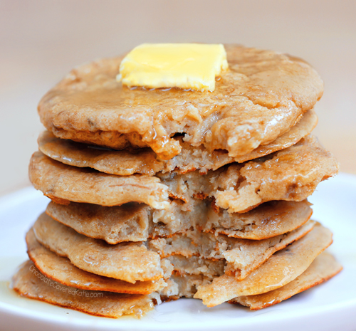 flourless pancake recipe