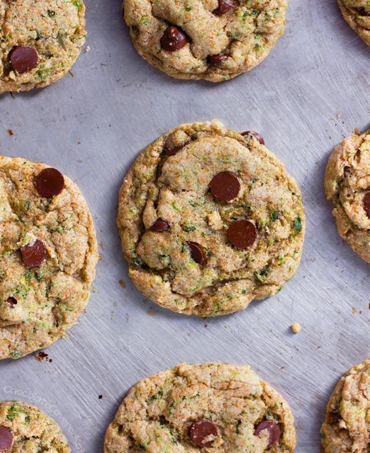 kale cookies