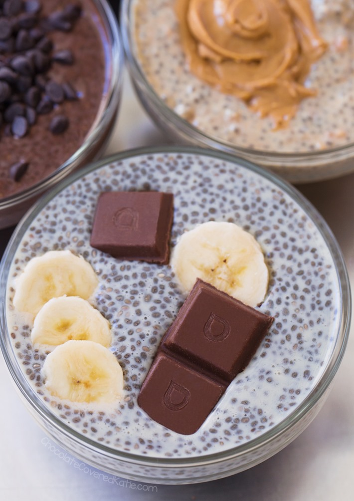 The Best Chia Pudding Recipe 5 Delicious Flavors
