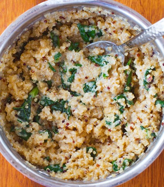 vegan quinoa