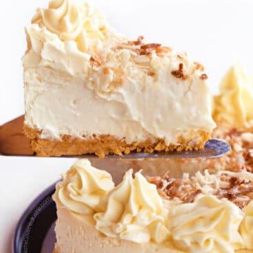 Easy Vegan Cheesecake Recipe (No Cashews)