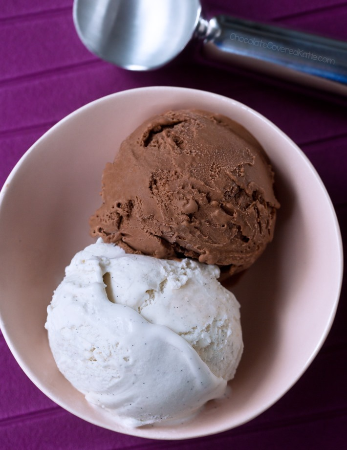 Keto Ice Cream - Just 4 Ingredients!