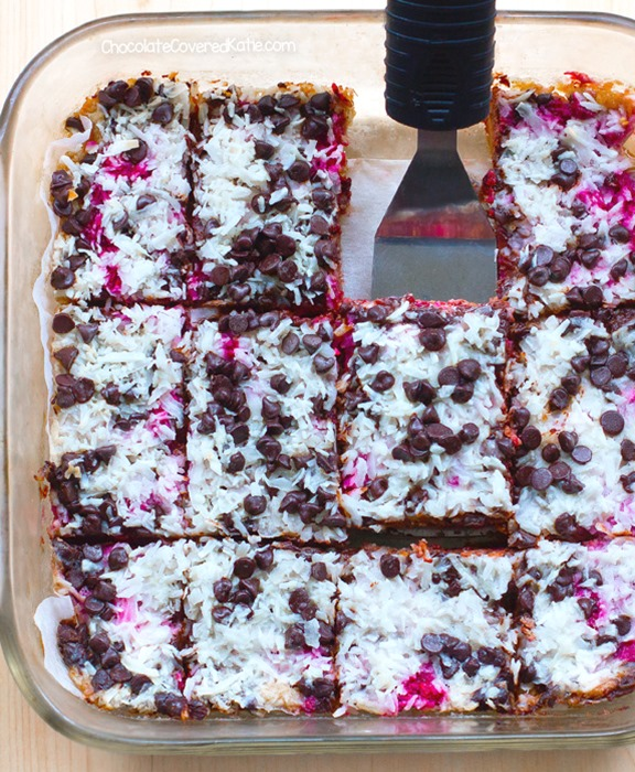 Berry Magic Bars