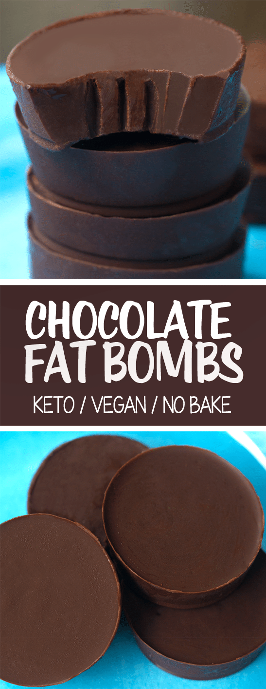 Secretly Low Carb Chocolate Keto Fat Bomb Recipe