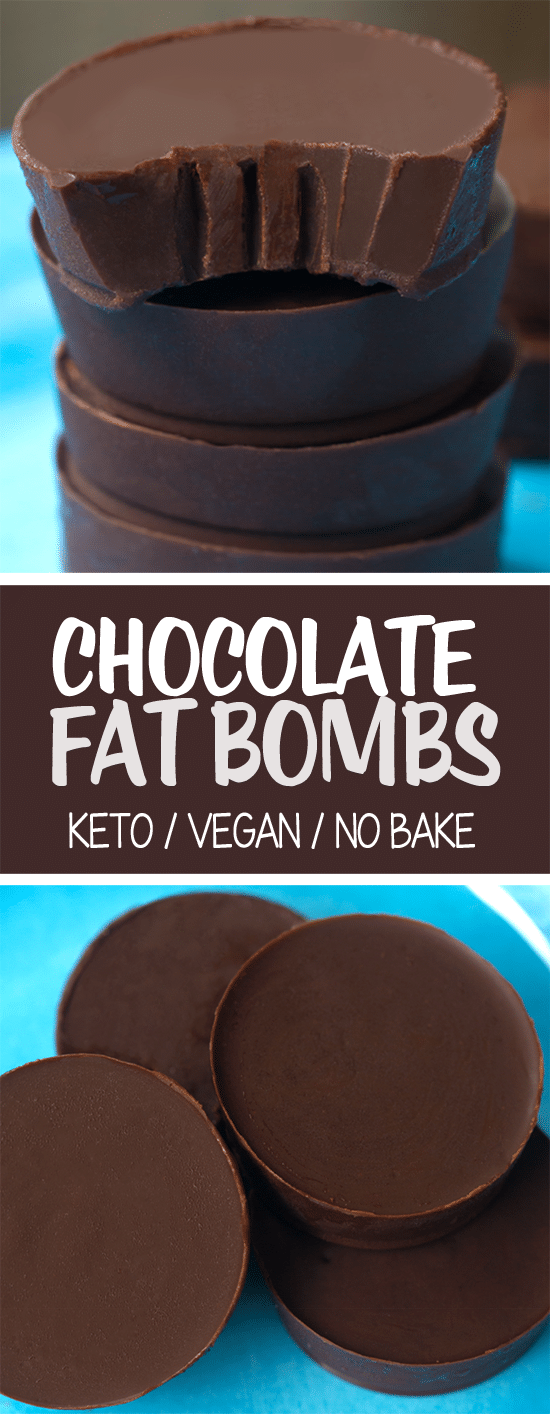 Secretly Low Carb Chocolate Keto Fat Bombs
