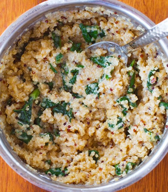vegan quinoa recipe