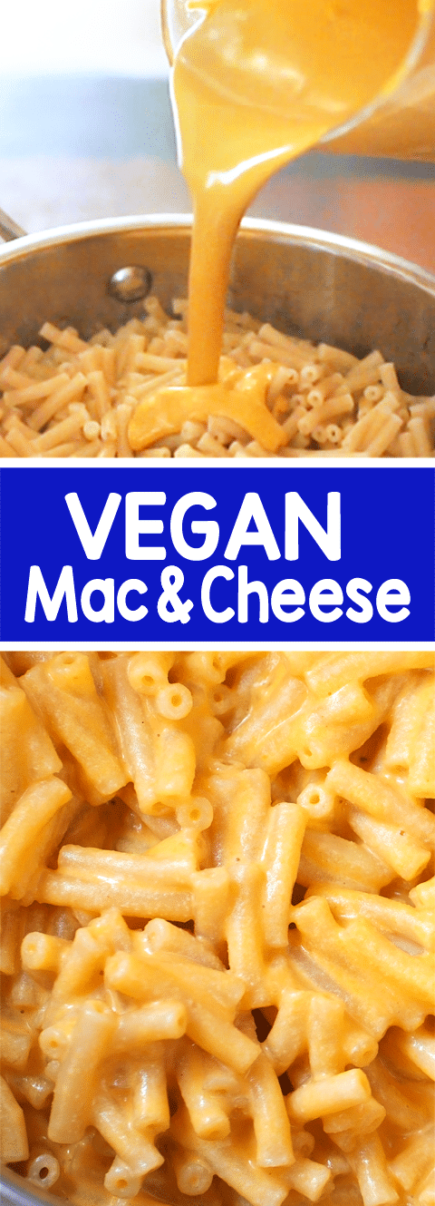 The Best Easy Vegan Mac And Cheese Recipe (Soy Free)