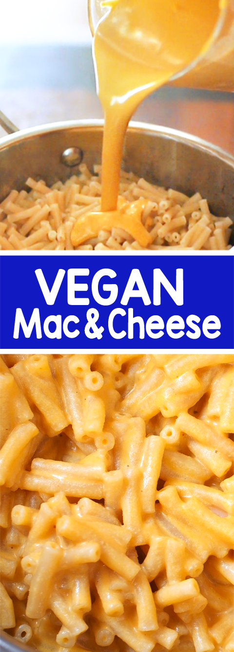 The Best Easy Vegan Mac And Cheese Recipe