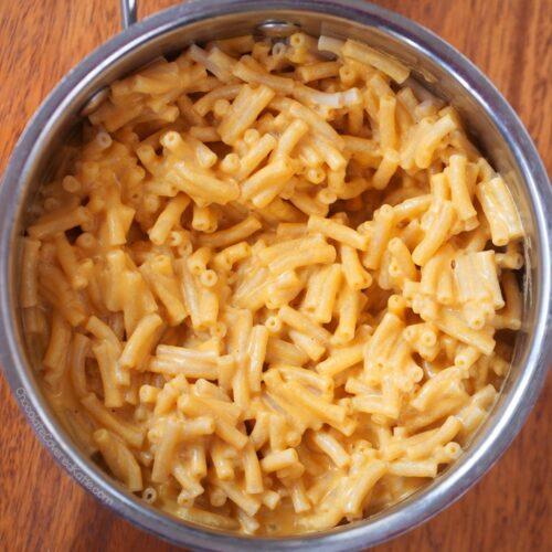 Vegan Mac And Cheese - The BEST Recipe!