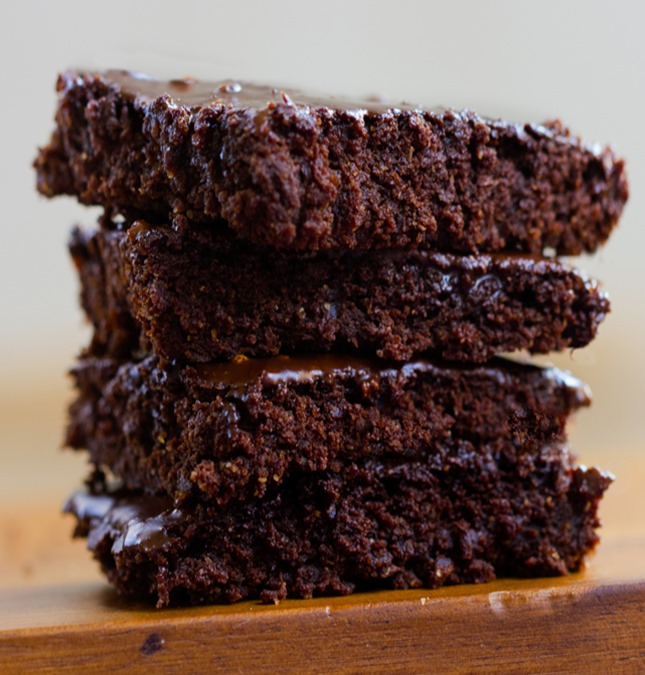 the best vegan brownies