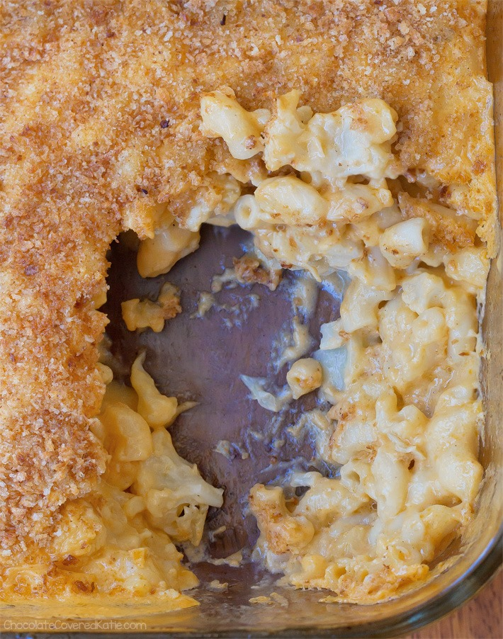 Cauliflower Macaroni And Cheese Recipe