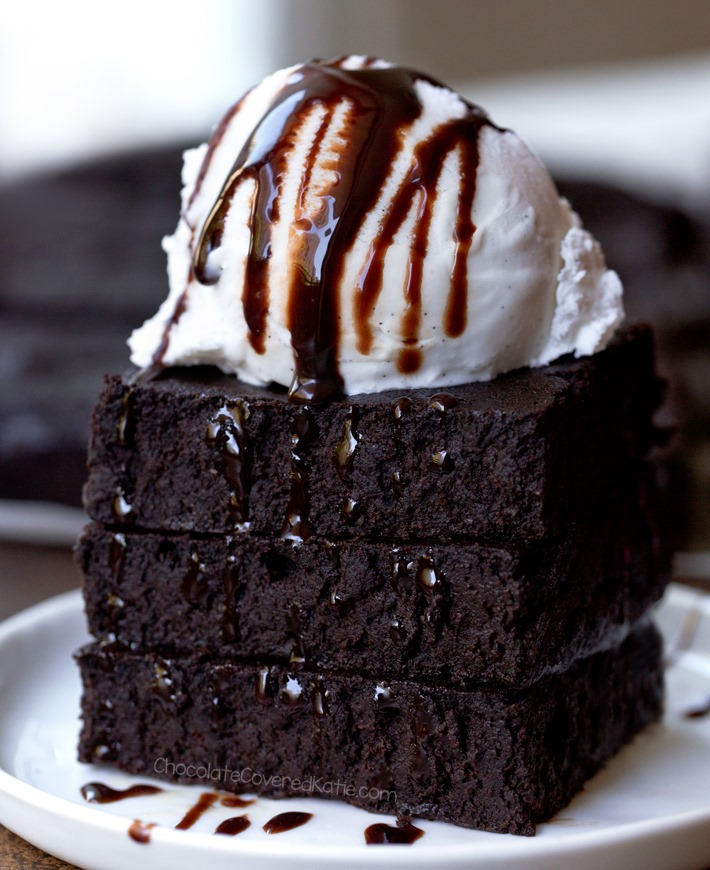 Chocolate Tinder Brownies