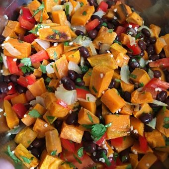 Sweet Potato Salad – Easy & Delicious!
