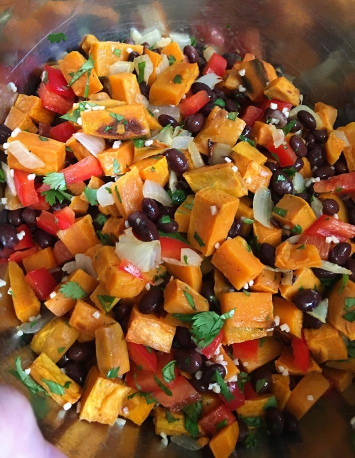 Sweet Potato Salad – Easy & Delicious!