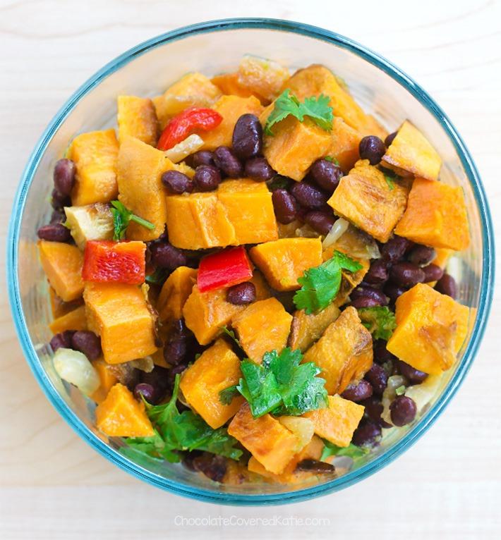 Sweet Potato Salad Recipe Easy