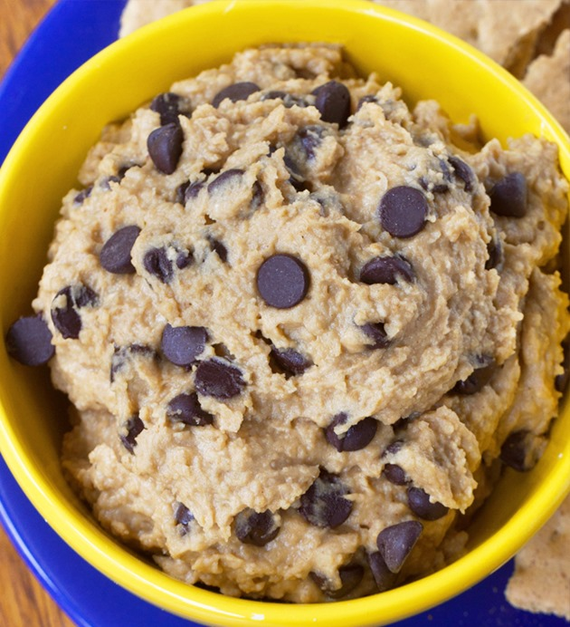banana cookie dip
