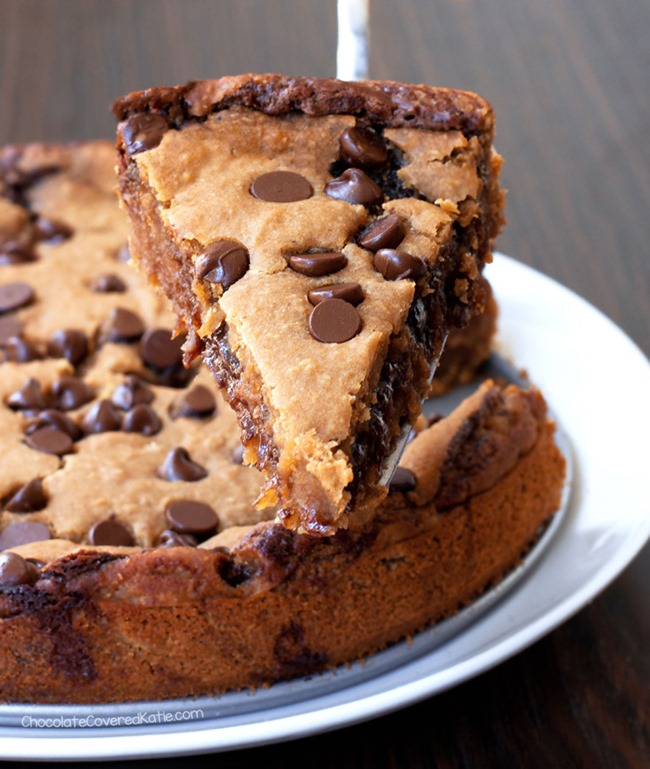 Chocolate Chip Makeout Pie