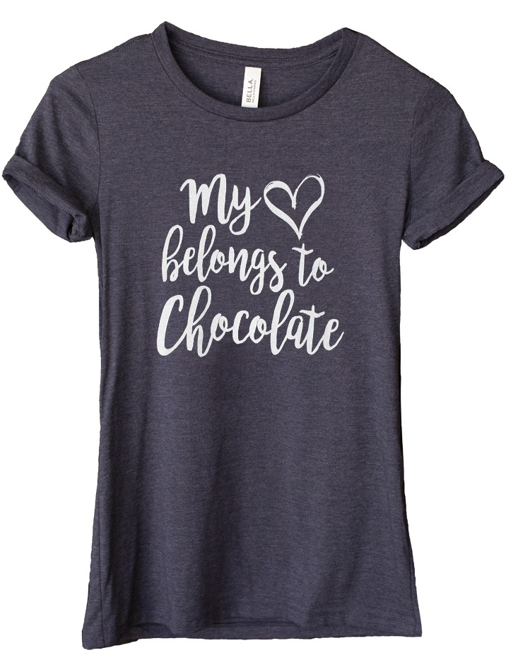 My Heart Belongs To Chocolate
