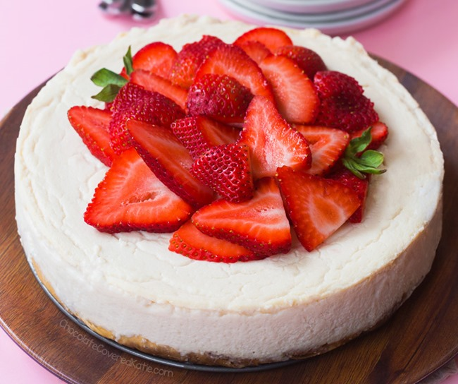 Vegan Cheesecake Recipe