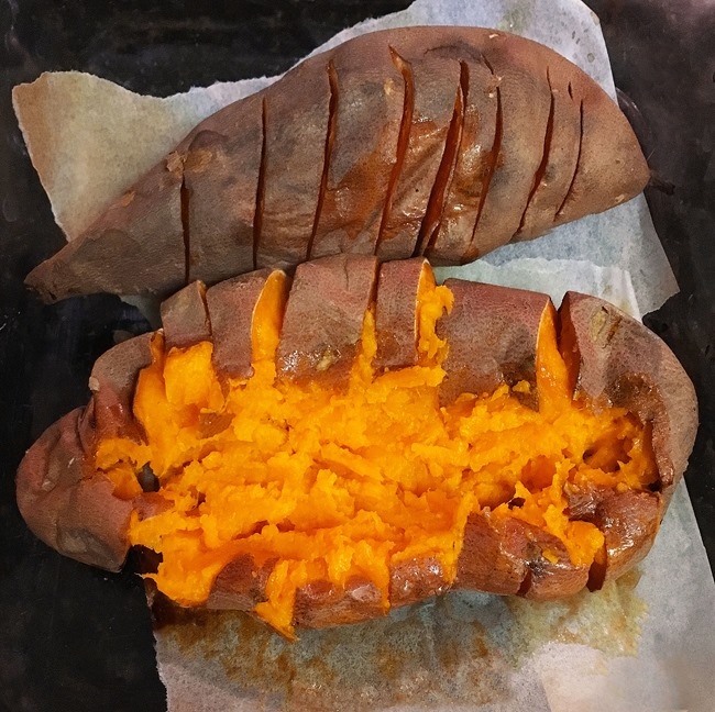 pantry recipe sweet potatoes