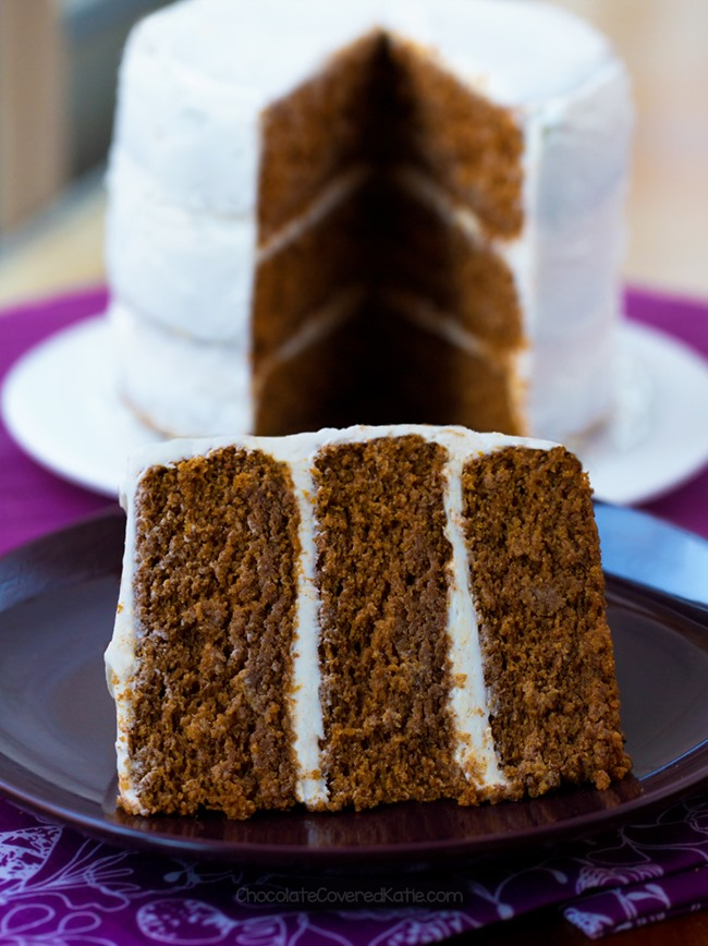 Classic Spice Cake Recipe
