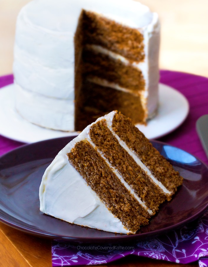 Easy Moist Spice Cake Recipe