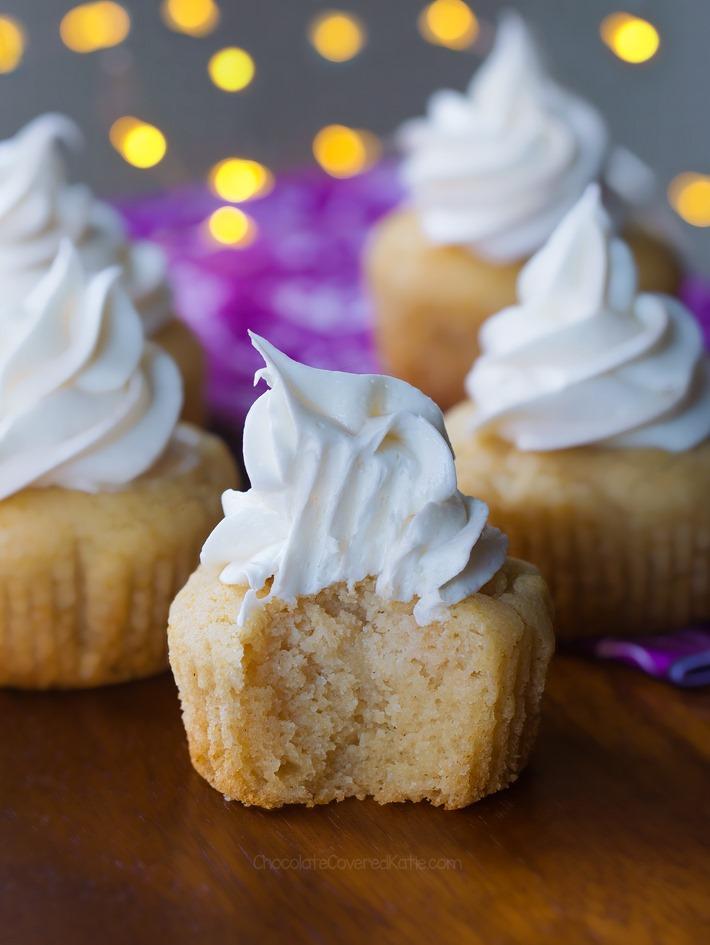 Vegan cupcake recipe for two